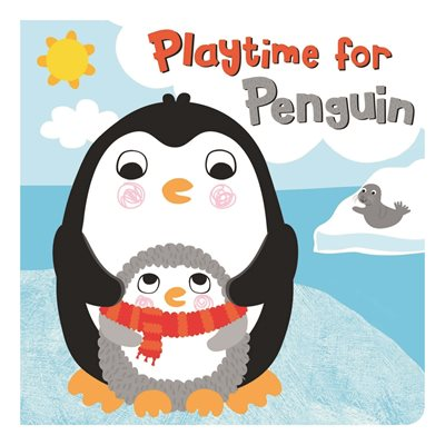 Book cover for Squeaky Bath Books: Playtime for Penguin